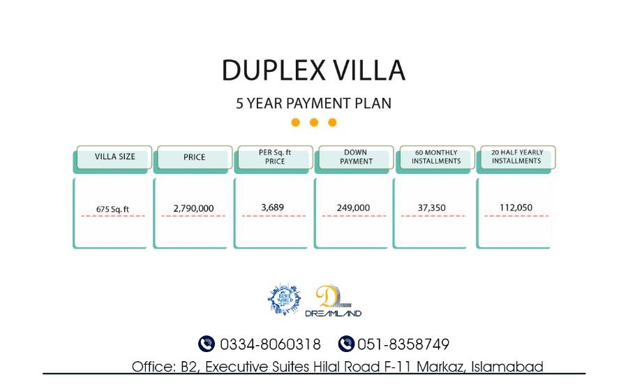 Blue-World-City-Duplex-Villa