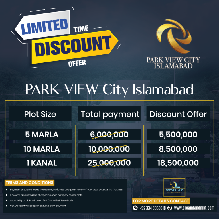 Park view city new discounted rate